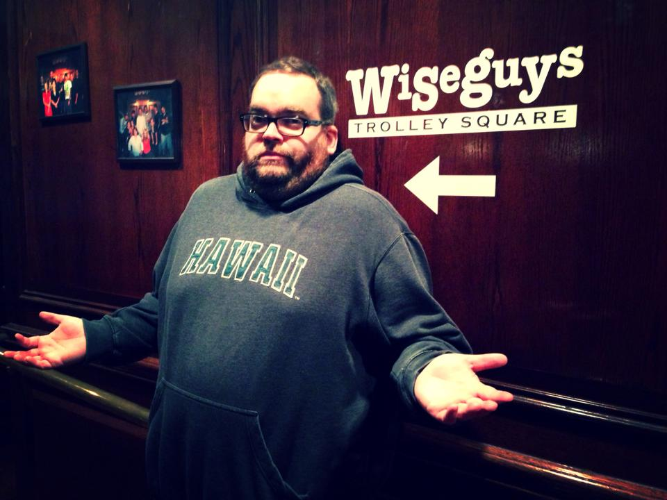 At Wiseguys Salt Lake City